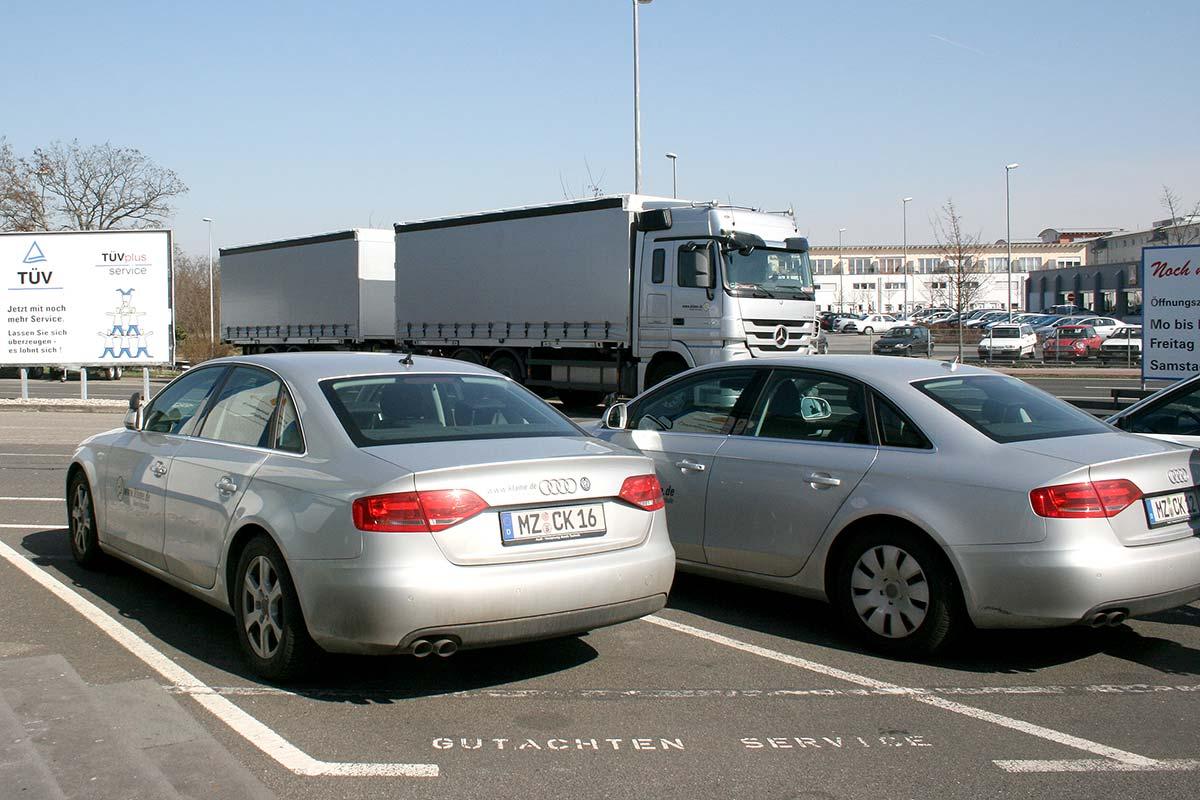 Fahrschule Mainz Audi